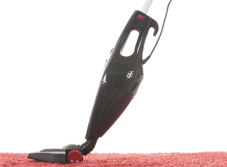 vacuuming Stock Photo - 20677796