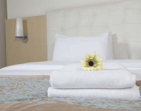 Hotel room interior Stock Photo - 20677725