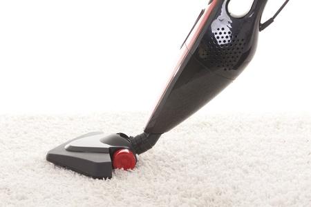 untidiness: vacuuming