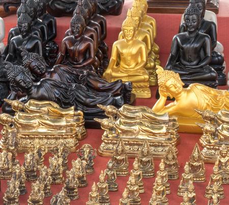 ajutthaya: Buddha statue