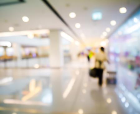 orden y limpieza: falta de definición abstracta ama de casa que trabaja en el centro comercial.