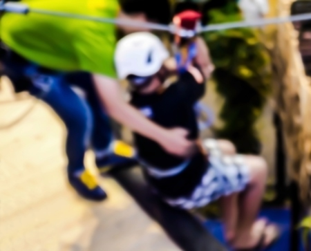 rappel: rescue workers to save a person from the height building by climbing equipment.