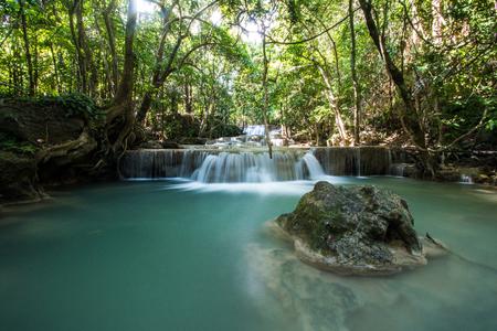 khamin: Huai mae Khamin falls in thailand (Level 1)