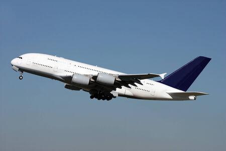 New super jumbo - Airbus A380 Standard-Bild