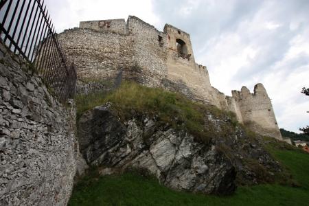 Rabi castle in the Czech Republic