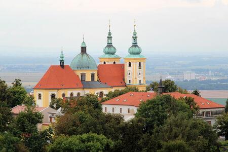 olomouc: Holy Hill in Olomouc