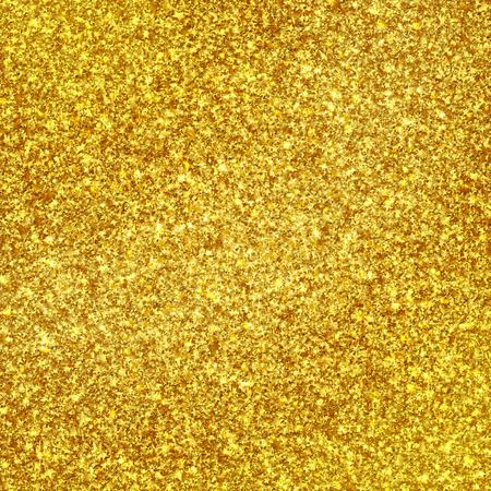 sparkling: Sparkling Stars Background Texture - Golden