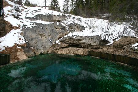 banff: Banff Hotsprings Basin