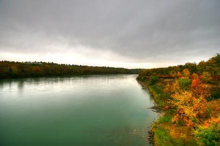 Edmonton saskatchewam river