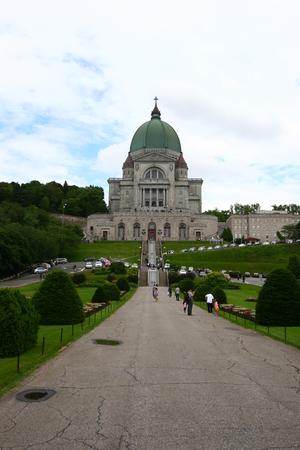 and saint: Oratoire Saint Joseph du Mont-Royal