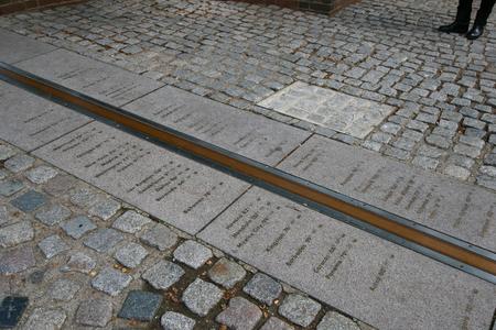 median: A closeup on Greenwich Median Line