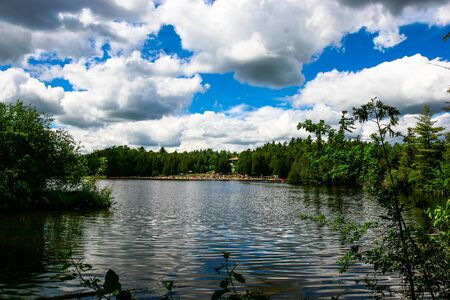 HDR creation of Rookwood conservation and Eramosa River