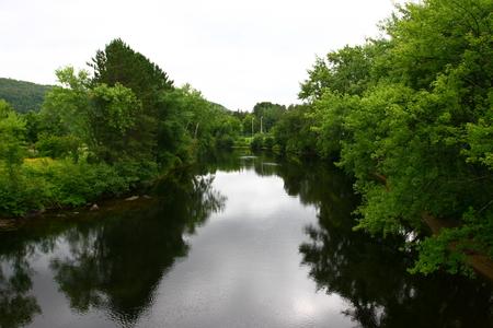 Tremblant village and lake