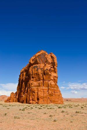 Arizona Desert Red Rock Stok Fotoğraf