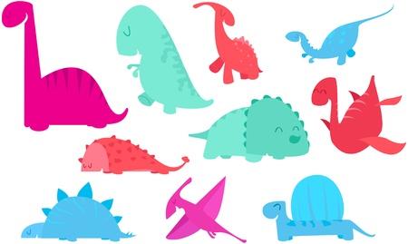 dinosaur clip art pack