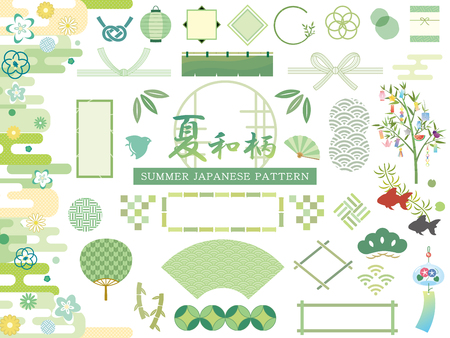 Summer japanese pattern1