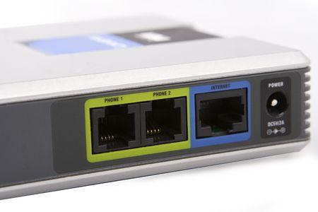 IP: Voice over IP adapter