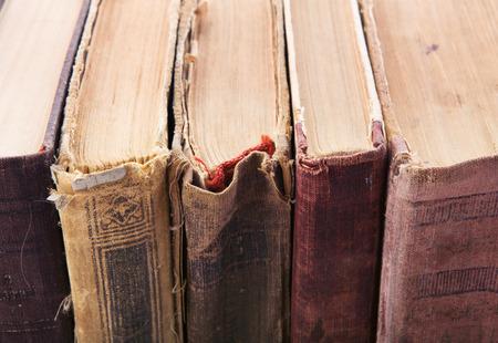 vieux livres: Livres anciens couvre fermer