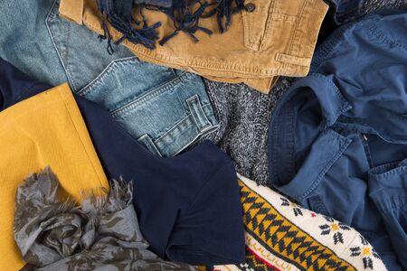 Sale - heap of warm clothes