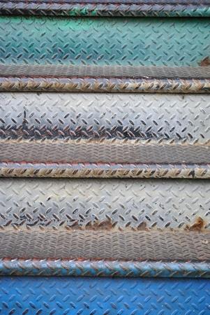 gritty: Aquamarine Stairs