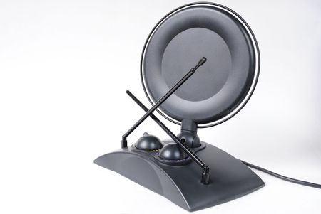 electromagnetic radiation: Television Antenna