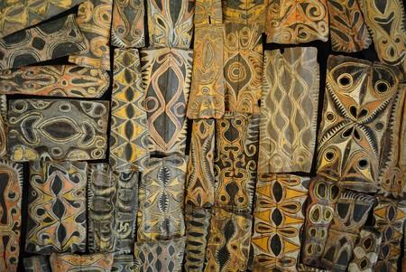 Papua New Guinea Ceiling