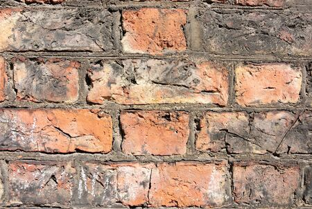gritty: Gritty Brick Background.