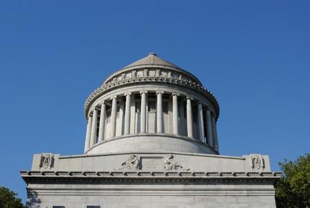 Grant's Tomb in New York City. Stock fotó - 7870452