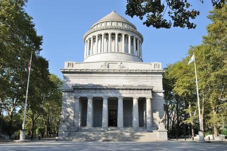 grants: Grants Tomb in New York City. Stock Photo