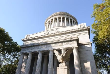 Grant's Tomb in New York City. Stock fotó - 7870504