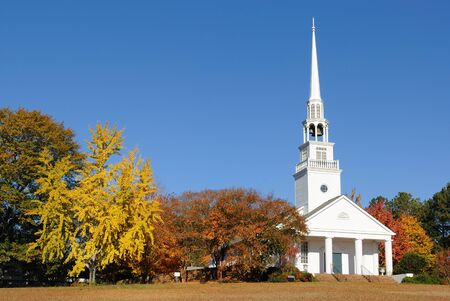 baptist: A southern Baptist Church in rural surroundings.