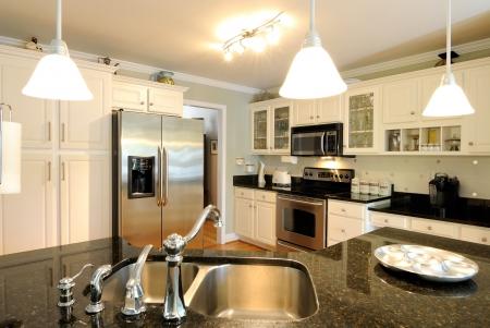 Modern Kitchen Appliances photo