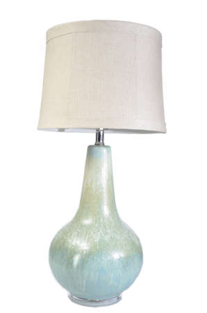 A home lamp with shade Stock Photo - 9188463