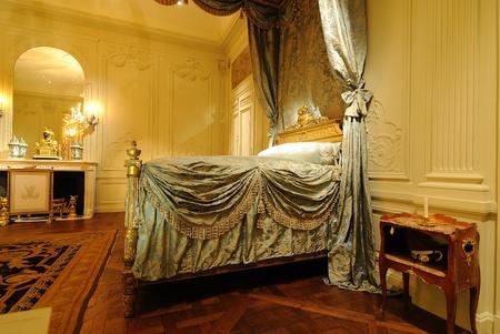 europeans: 18th Century European furniture on display at the Metropolitan Musem of Art in New York City June 6, 2010.