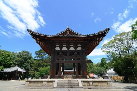todaiji: The Todai-ji Bell in in Nara is the 2nd largest bell in Japan. Editorial
