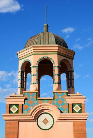 Característica torre arquitectónico Foto de archivo - 11949616