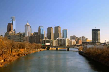 the center of the city: Centro de la ciudad de Filadelfia, Pensilvania