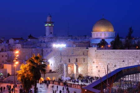kotel: The Western Wall, also known at the Wailing Wall or Kote, is the remnant of the ancient wall that surrounded the Jewish Temple