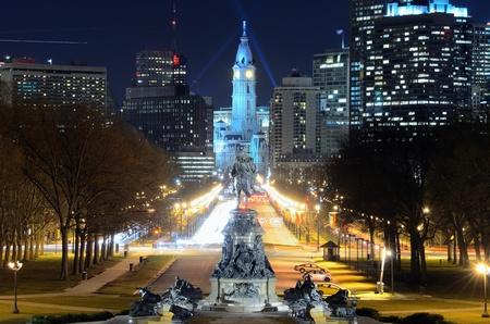 Philadelphia City Hall building  photo