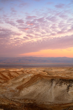 Hills in the Judaean Desert of Israel  Stock Photo - 12741672
