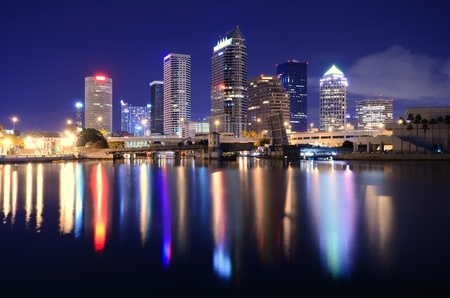 tampa bay: Tampa Bay Skyline