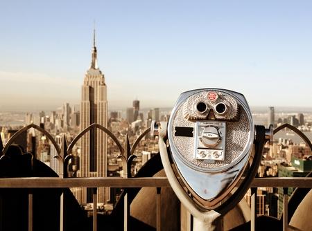 viewfinder: Architettura punto di riferimento nel centro di Manhattan