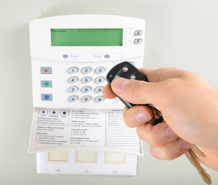 Remote Controlled House Alarm