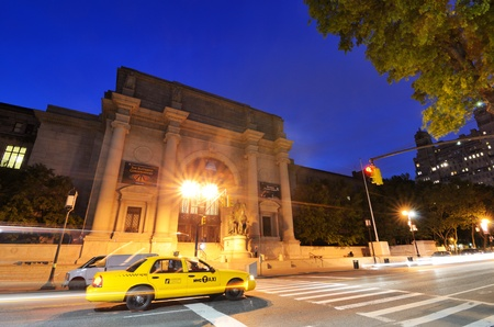 popularized: NEW YORK CITY - MAY 13: The American Museum of Natural History MAY 13, 2012 IN New York, NY. Founded in 1869, the highly popularized museum receives 5 million visitors annually.