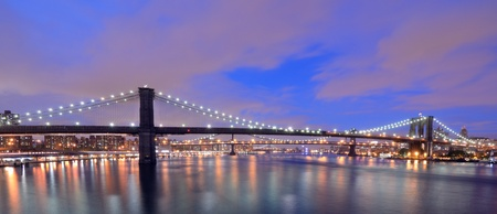 Skyline of Brooklyn in New York City Stock Photo - 14016363