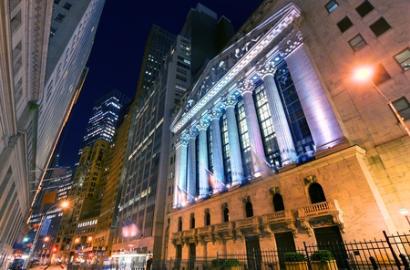 nyse: Wall Street and the New York Stock Exchange