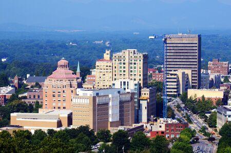 asheville: Downtown Asheville, North Carolinas