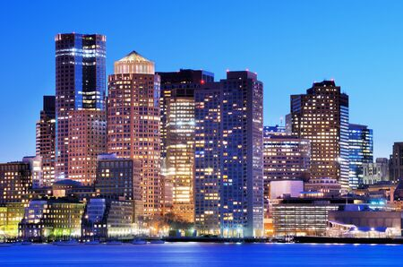 Financial District of Boston, Massachusetts  photo