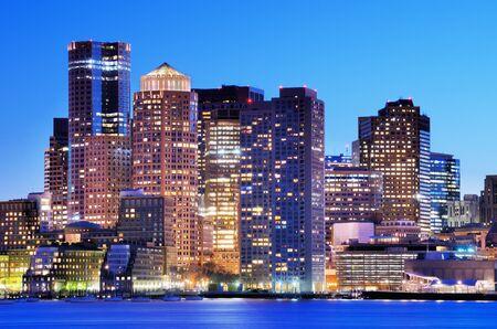 Financial District of Boston, Massachusetts  photo