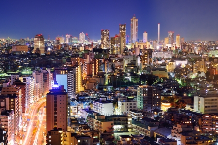 scapes: Tokyo Cityscape at Bunkyo Ward